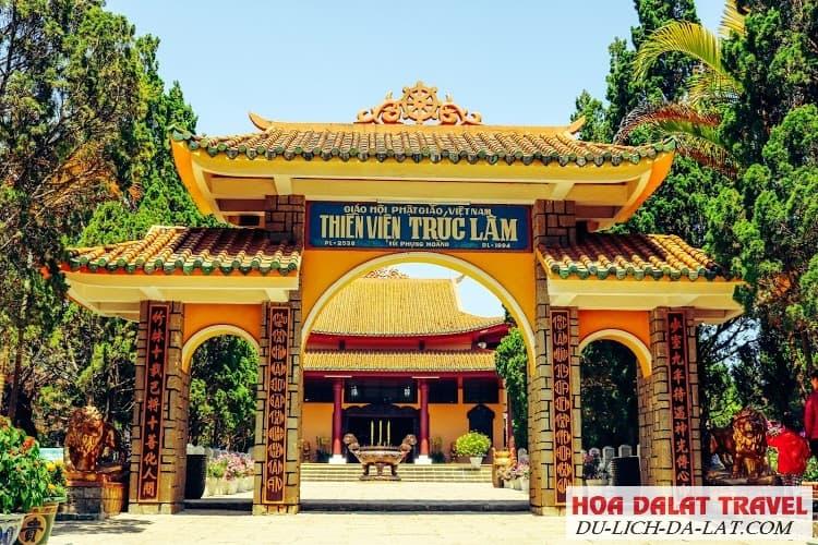 Giới thiệu về Thiền Viện Trúc Lâm Đà Lạt
