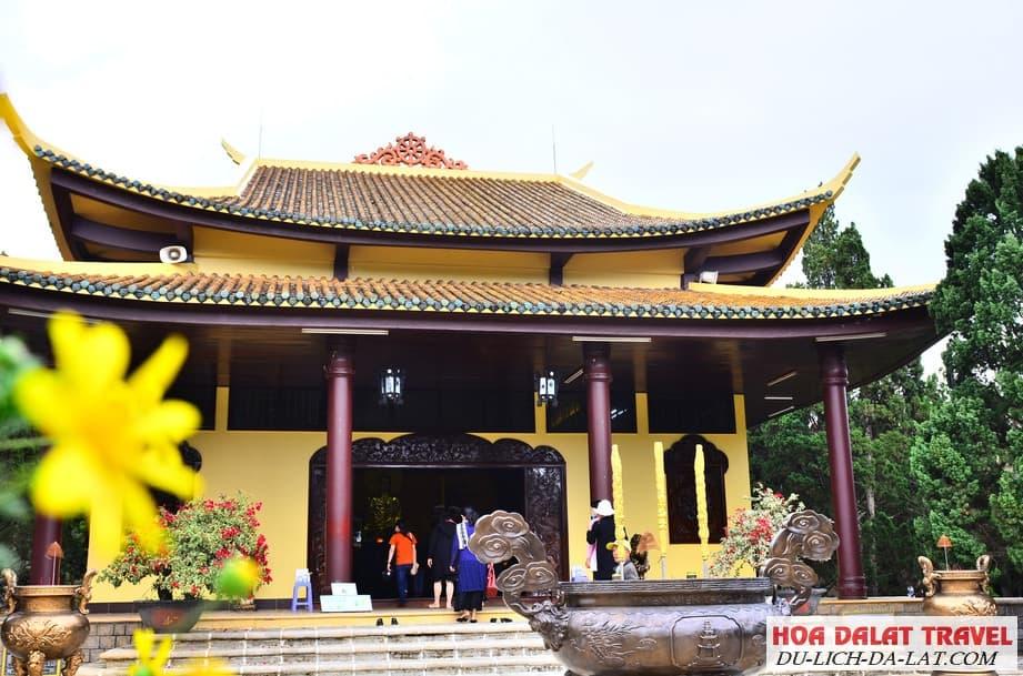 Kiến trúc Thiền Viện Trúc Lâm