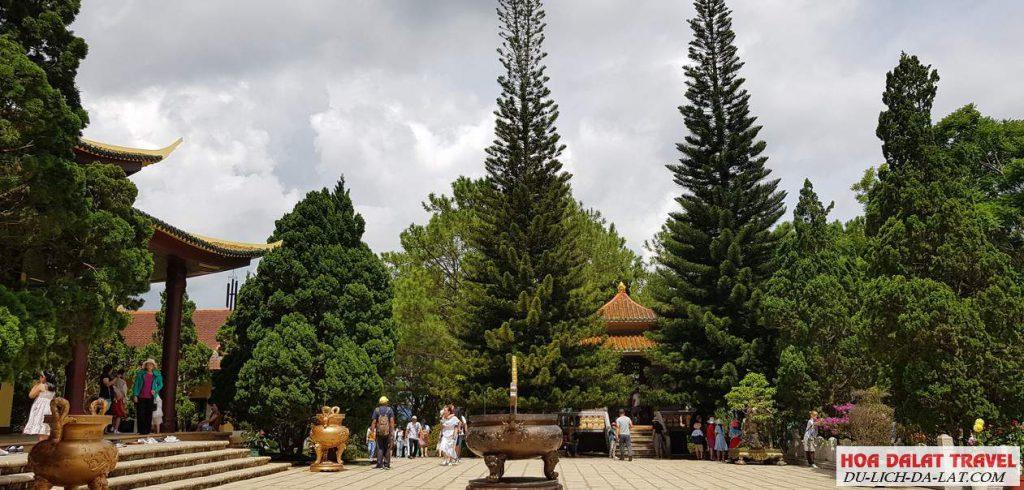 Kinh nghiệm đi Thiền Viện Trúc Lâm Đà Lạt