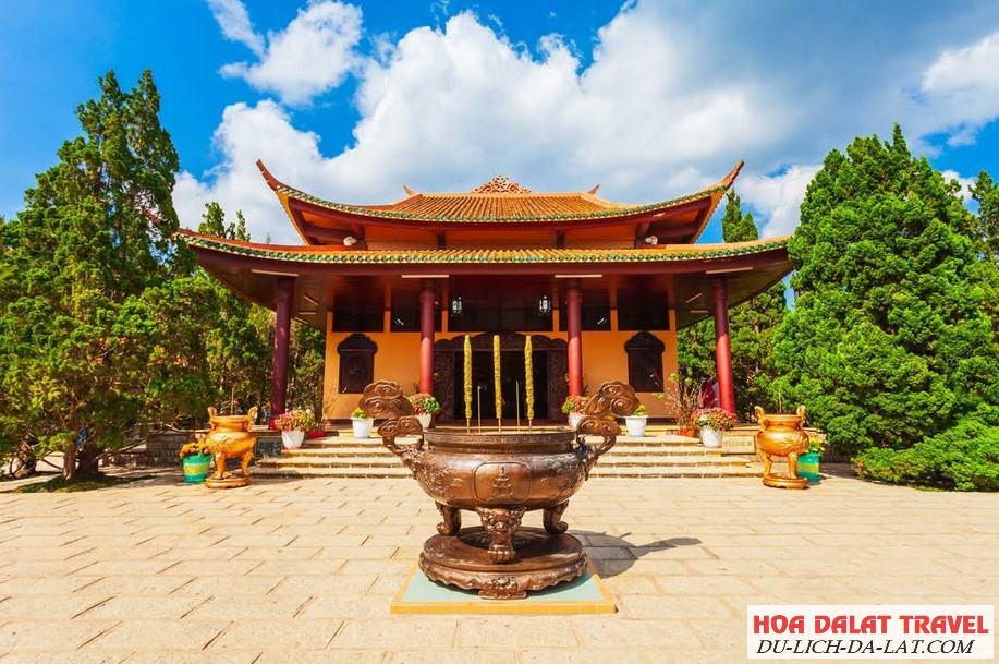 Lịch sử hình thành Thiền Viện