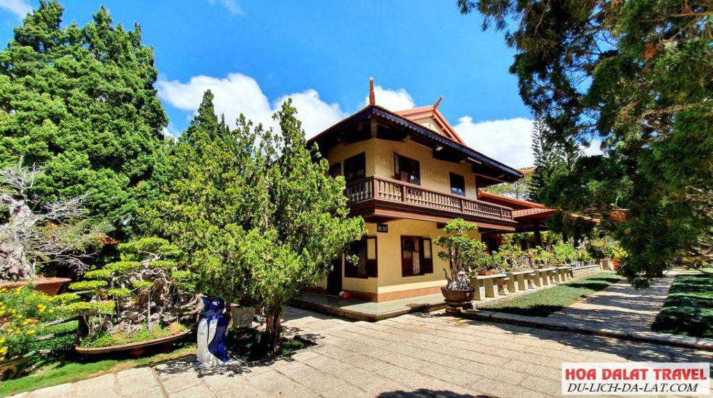 Thiền Viện Trúc Lâm Đà Lạt ở đâu