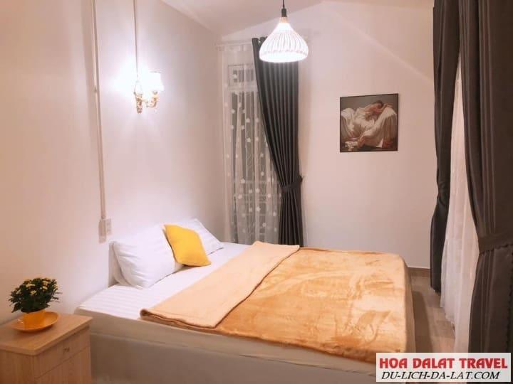 Arum house- phòng ngủ