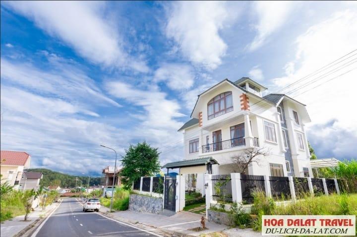 Biệt thự KQH An Sơn Đà Lạt- view