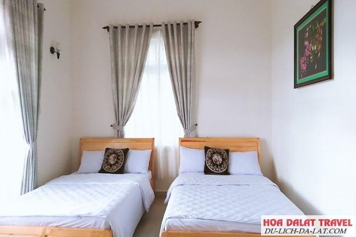 Cẩm Tú Cầu 2 Villa- phòng ngủ