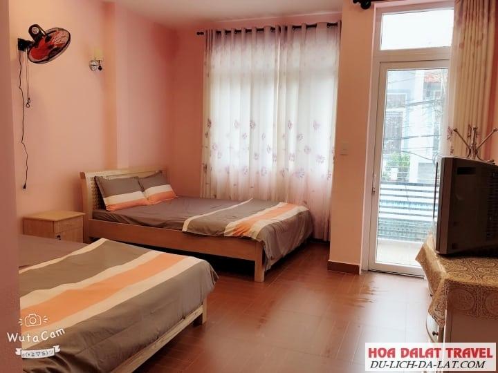 Căn hộ D5 Hoàng Diệu- phòng ngủ