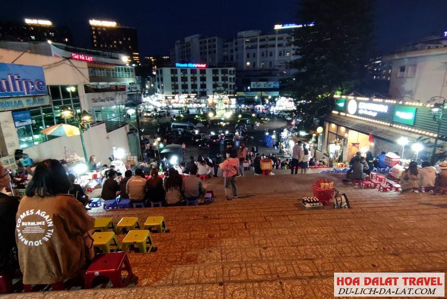 Chợ đêm ở đâu - Đà Lạt