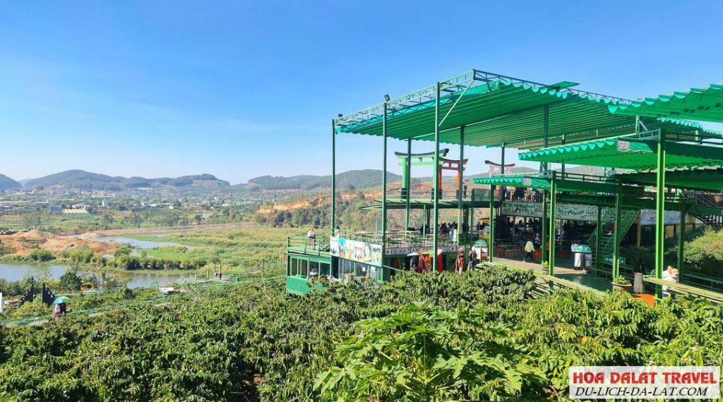 Giới thiệu về quán Cafe Mê Linh Đà Lạt