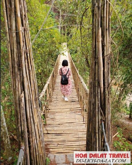 Hình ảnh làng Cù Lần Đà Lạt - Checkin