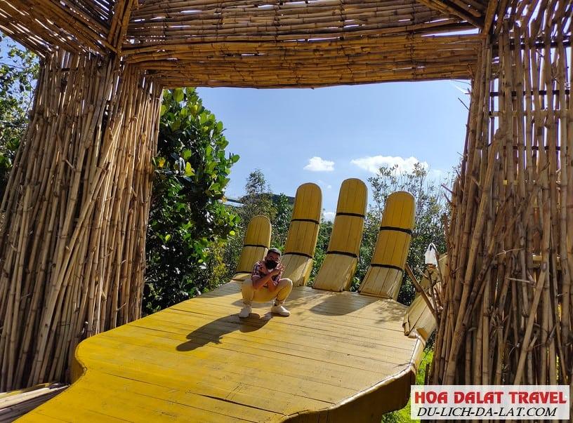 Hình ảnh về Mê Linh Coffee Garden Đà Lạt