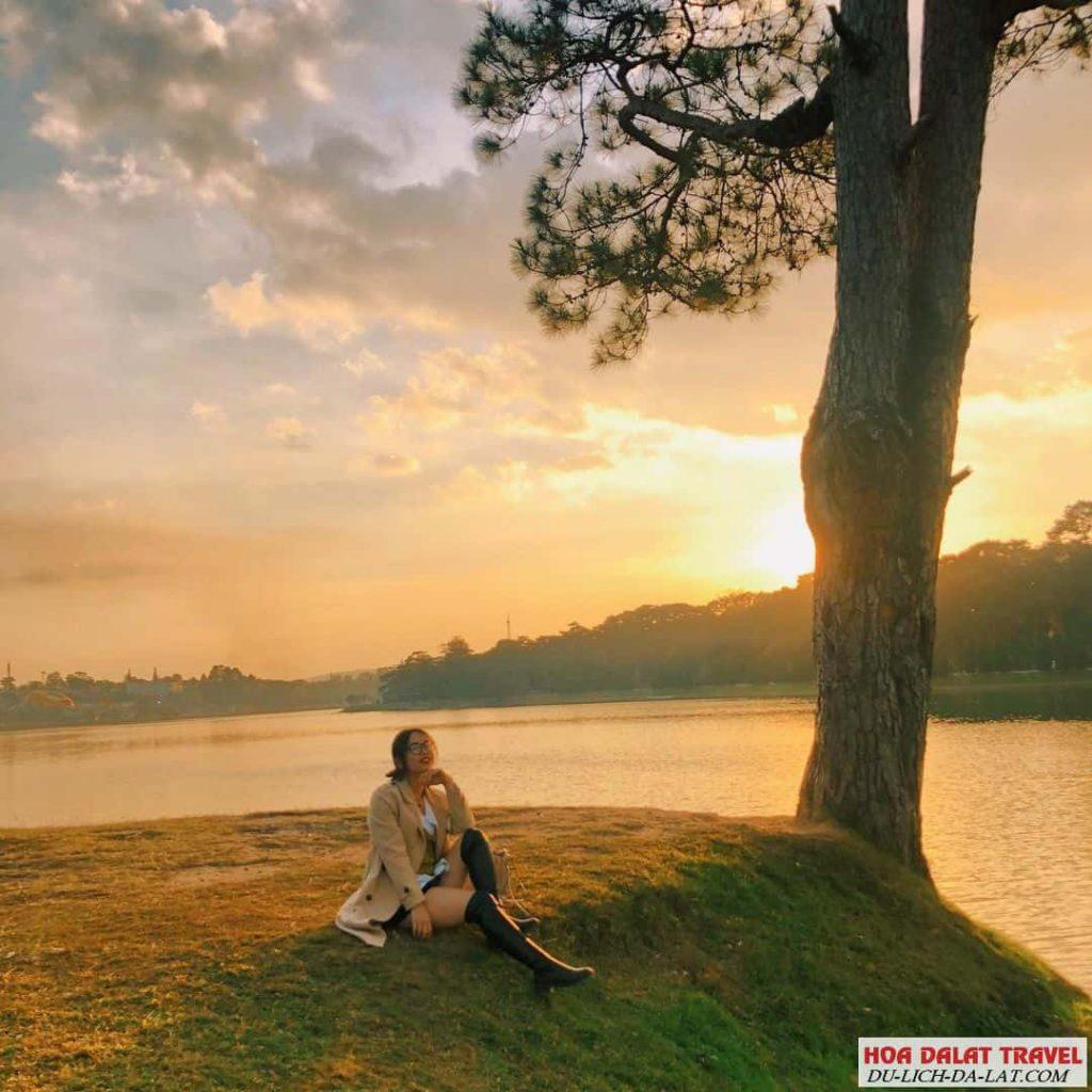 Hồ Xuân Hương - địa điểm check in lý tưởng nhất năm