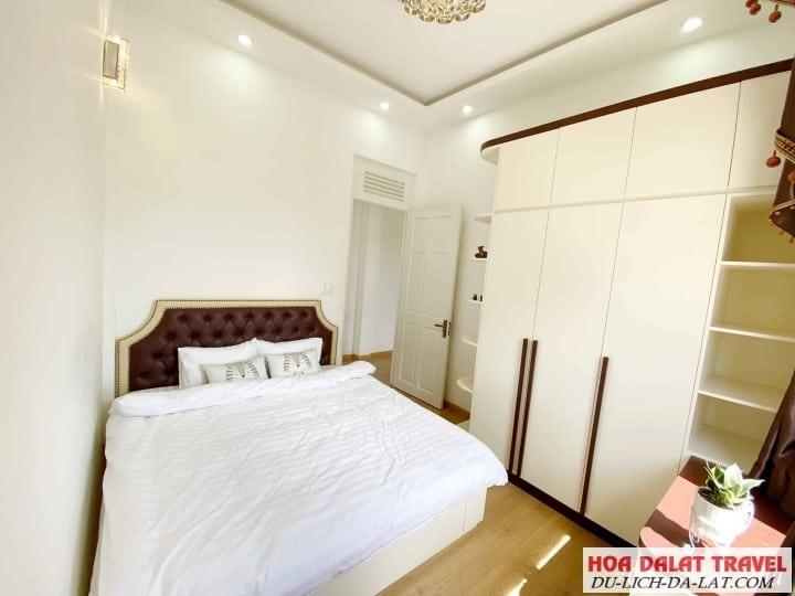 Oh Blanc Villa- phòng ngủ