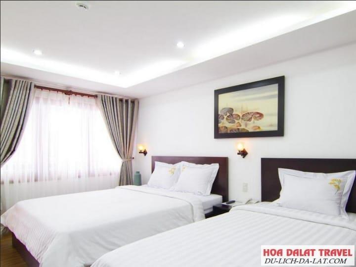 Sun House - phòng ngủ