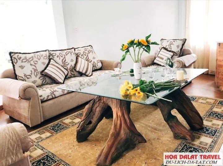 Thái Phiên Villa- nội thất