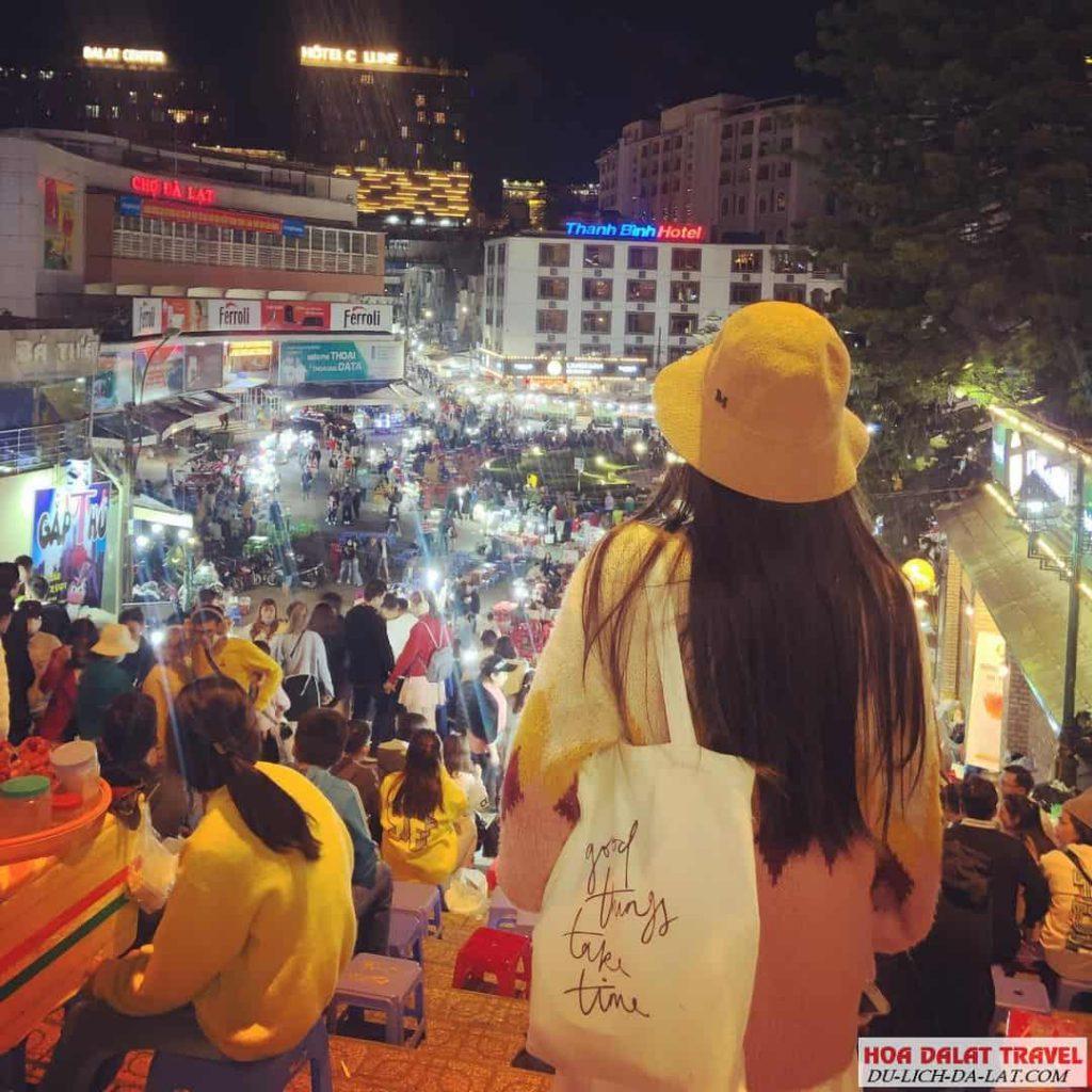 Vài nét về chợ đêm ở Đà Lạt