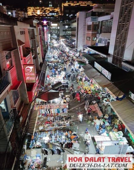 Vài nét về chợ đêm ở TP Đà Lạt
