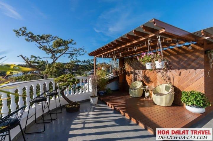 Villa Biệt thự Lan Rừng Đà Lạt -view