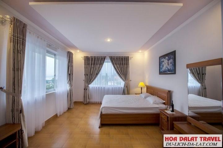 Villa Hoa Quỳnh 1 - phòng ngủ