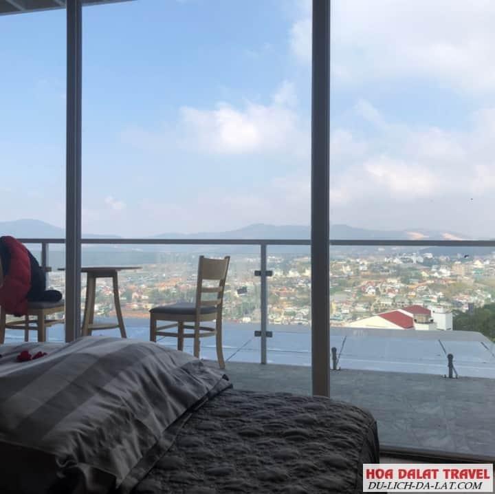 Villa Lavi -view phòng ngủ