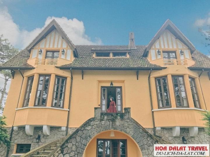 Villa Pháp Cổ