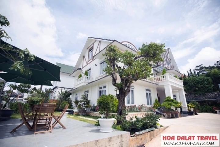 Villa đường Lê Văn Tám