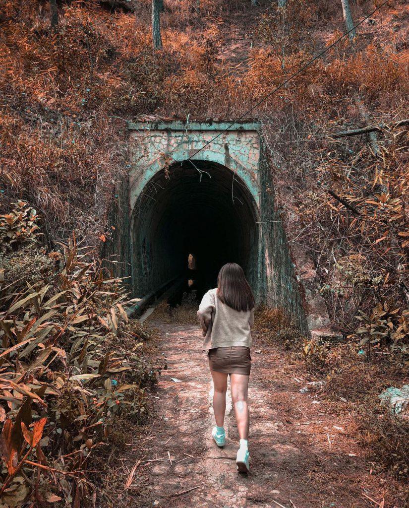 đường hầm cầu đất đà lạt