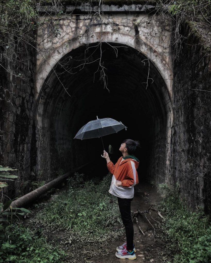đường hầm xe lửa đà lạt