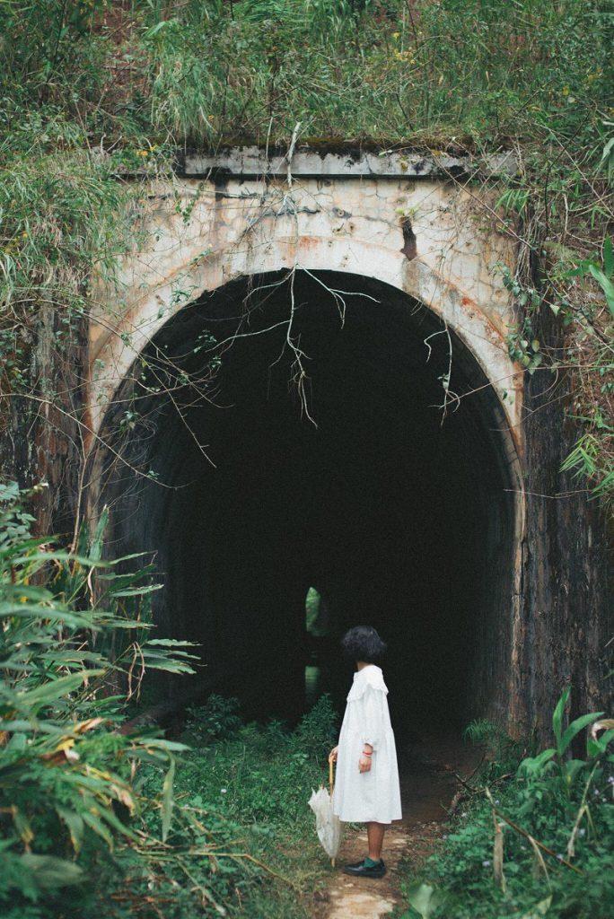 đường hầm xe lừa đà lạt ở đâu