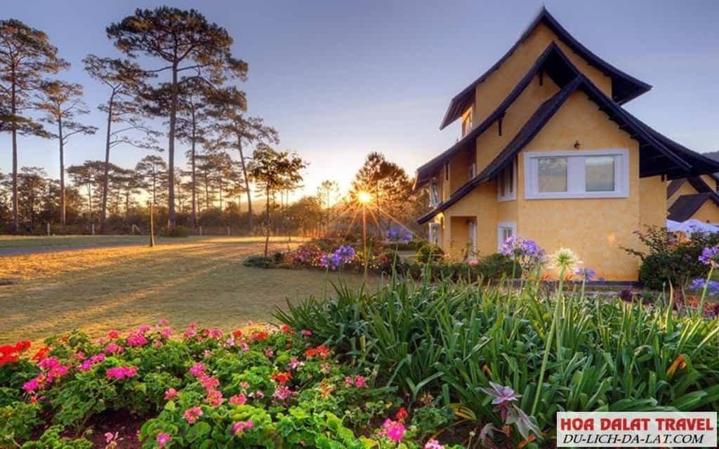 Bình An Village Resort - view