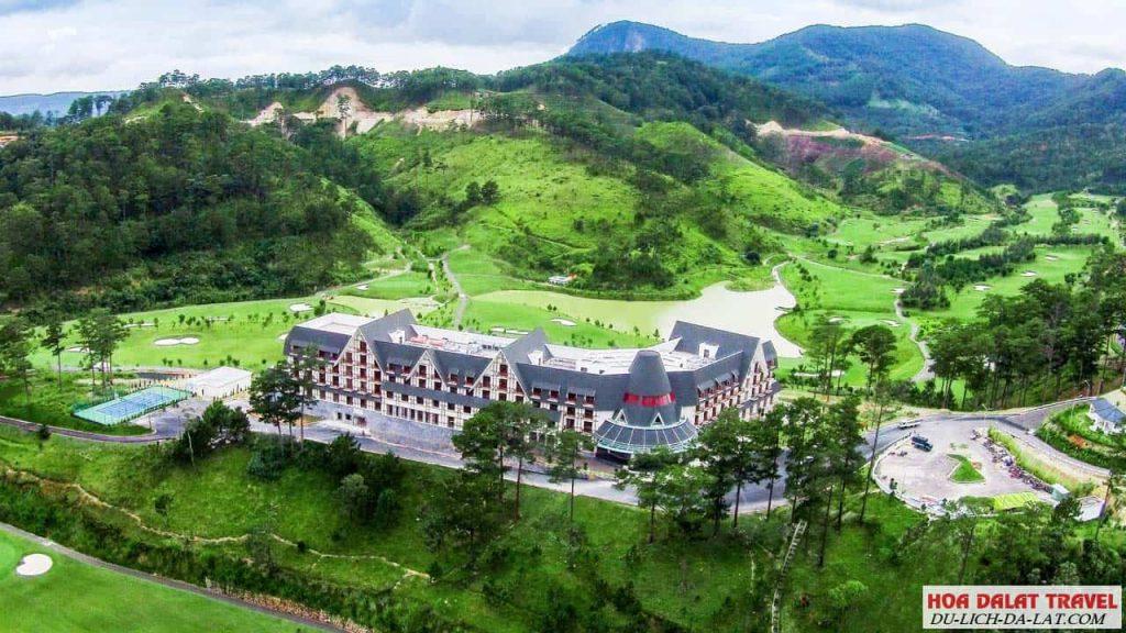 Các khu resort gần hồ tuyền lâm Đà Lạt