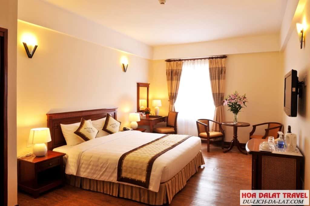 Các tiện nghi và dịch vụ tại Hotel Dalat Plaza