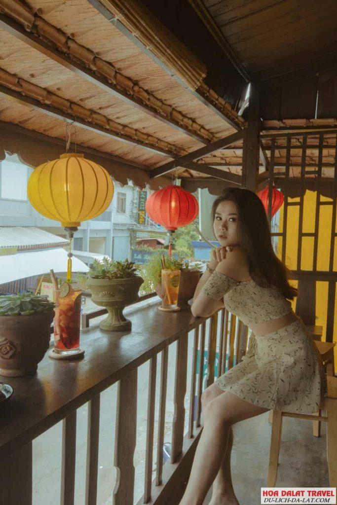 Check in tại A Litte Hội An Đà Lạt