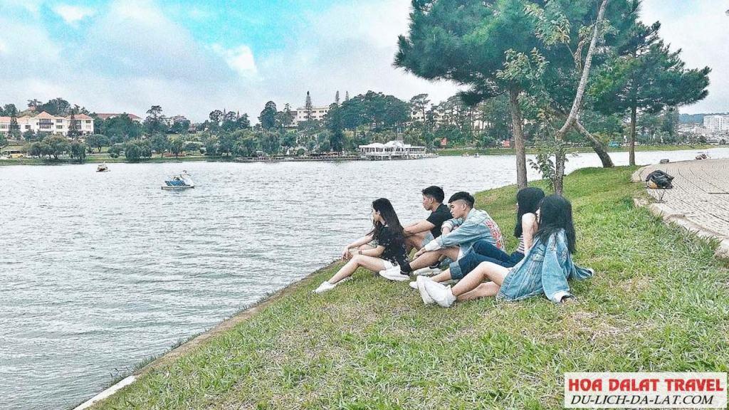 Chơi gì ở Hồ Xuân Hương Đà Lạt