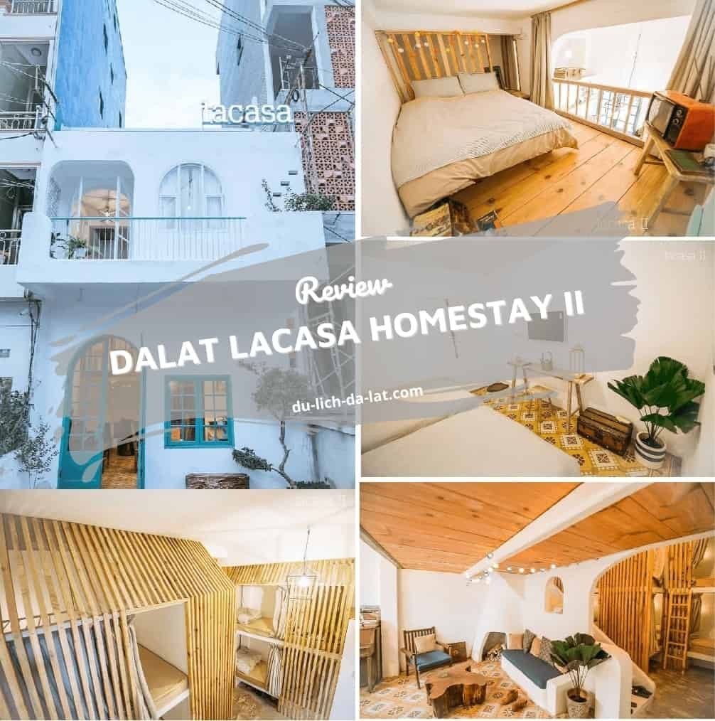Dalat Lacasa homestay II