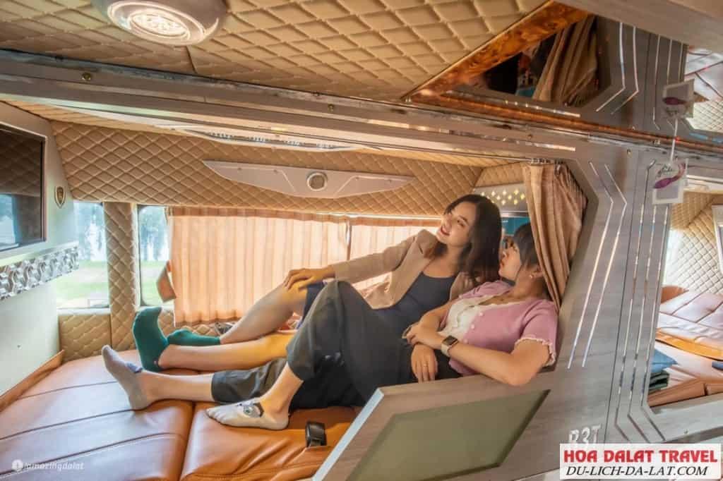Đi du lịch Đà Lạt bằng xe nào