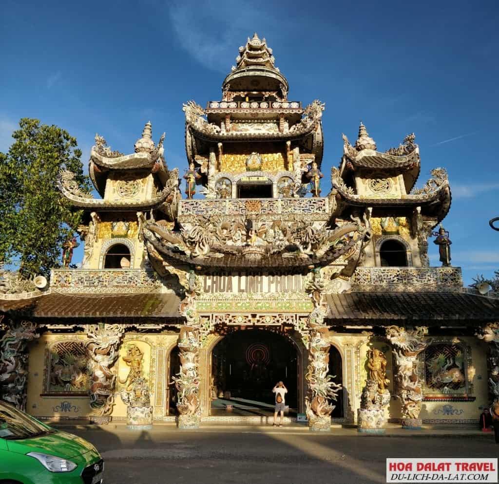 Giới thiệu chùa Linh Phước