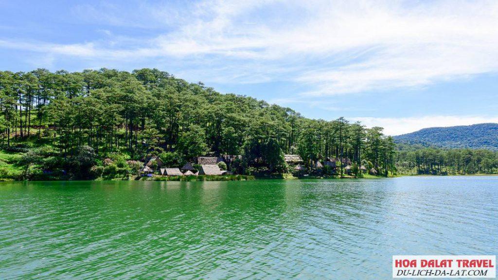 Giới thiệu về hồ Tuyền Lâm Đà Lạt