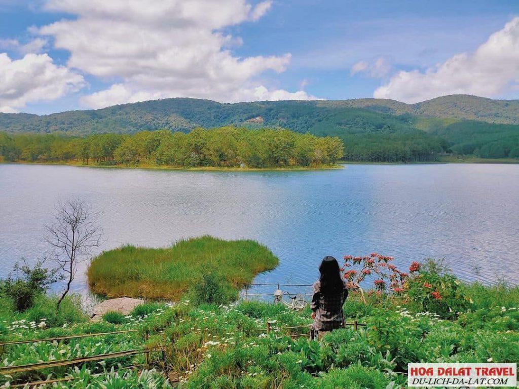 Hồ Tuyền Lâm Đà Lạt ở đâu