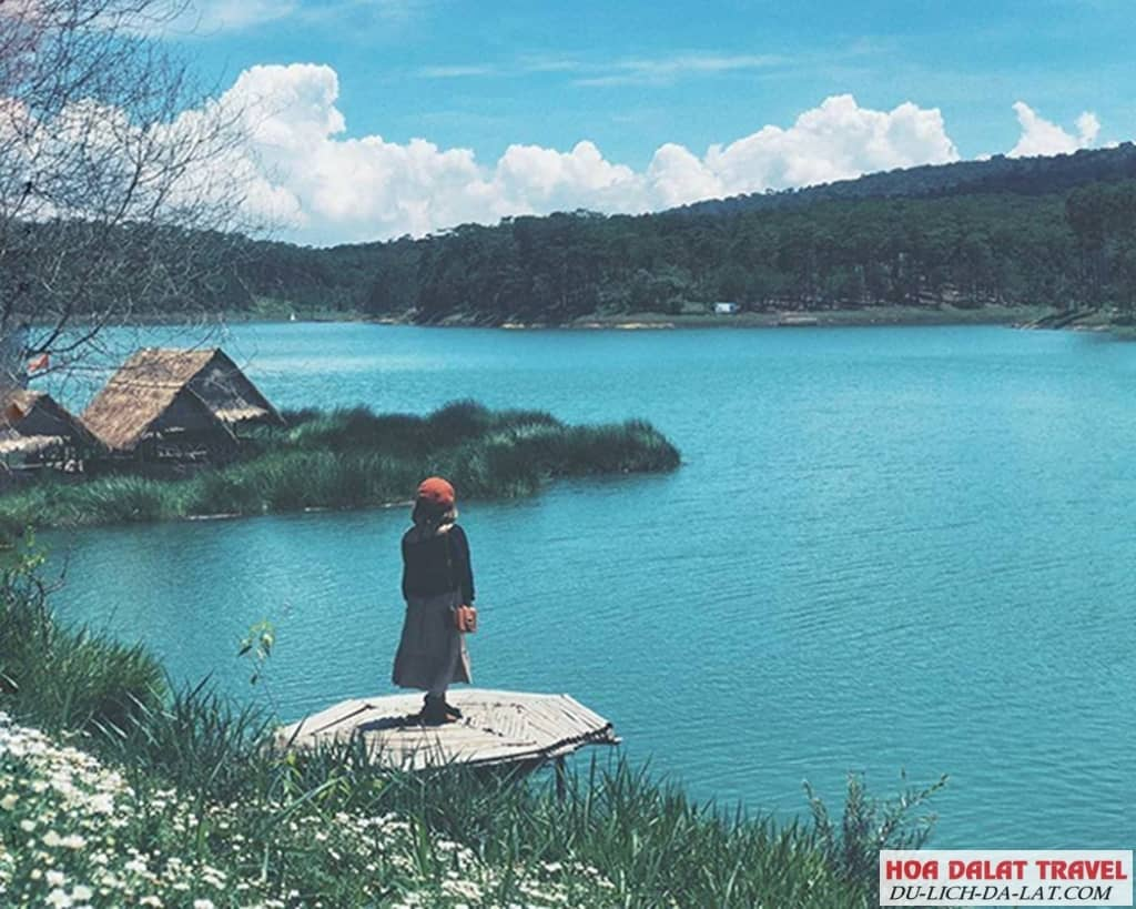 Hồ Tuyền Lâm Đà Lạt - du lịch miễn phí