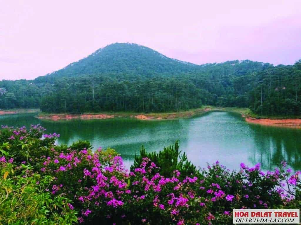 Hồ Tuyền Lâm khu du lịch lý tưởng