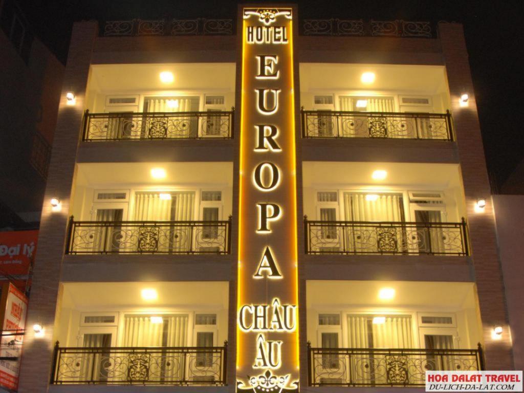 Khách sạn Châu Âu – Europa Hotel