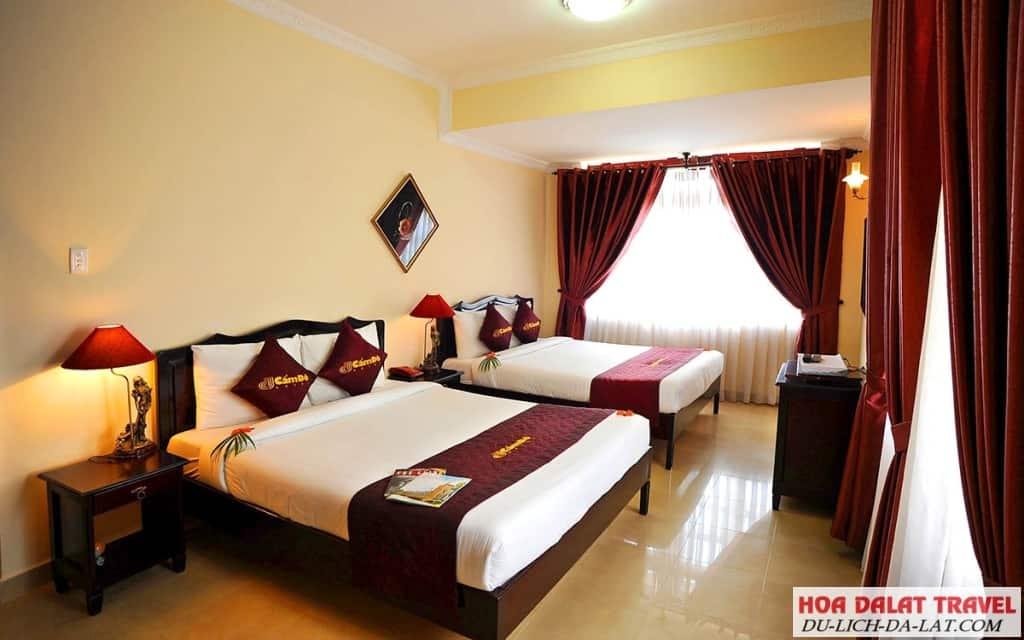 Khách Sạn Cẩm Đô- phòng