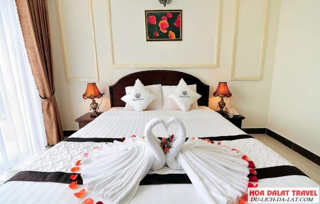 Khách Sạn Marguerite- phòng