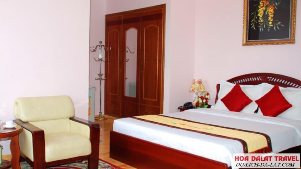 Khách Sạn Minh Tâm Đà Lạt - phòng