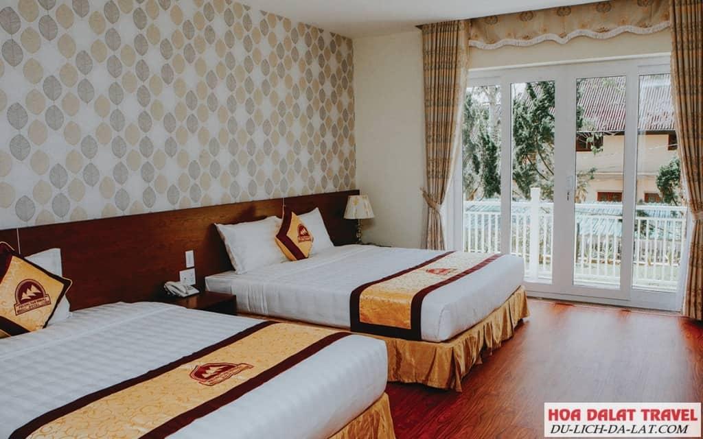 Khách Sạn Phương Nam Mimosa - phòng