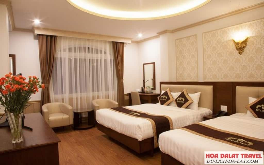 Khách Sạn Roy Dala - phòng