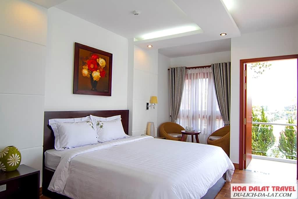 Khách sạn 3 sao tốt nhất Đà Lạt
