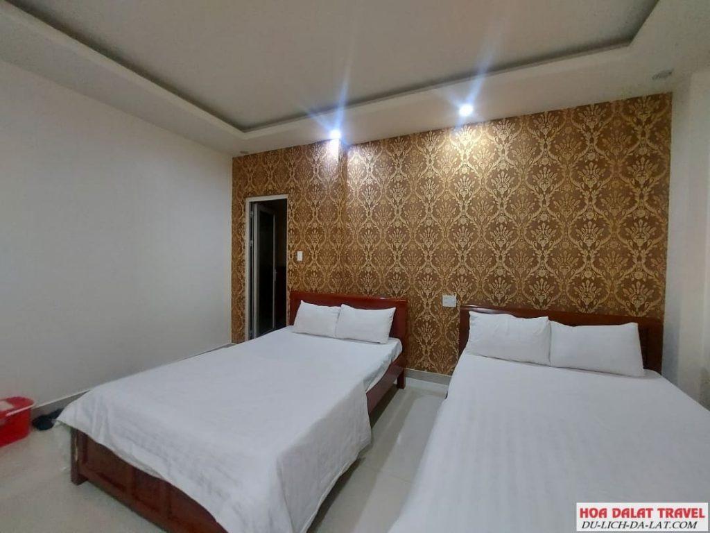 Khách sạn An An Đà Lạt - phòng ngủ