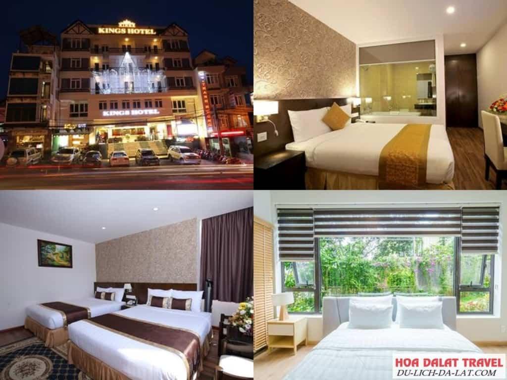 Khách sạn Best Kings (King Hotel) - review