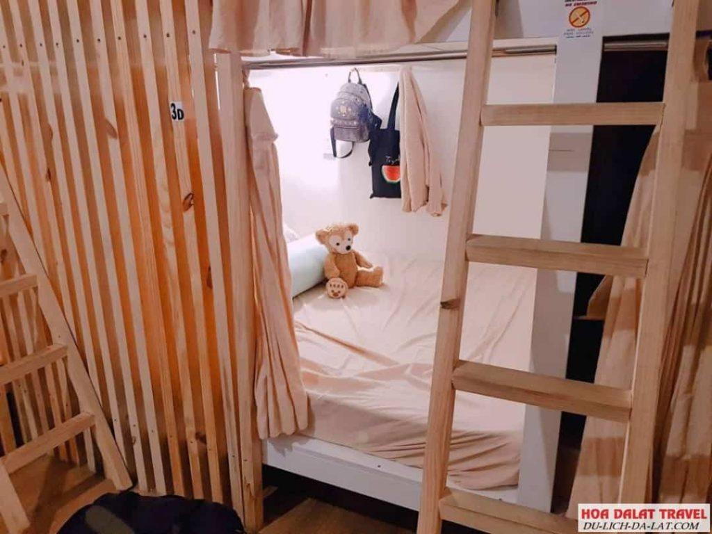 Khách sạn Đà Lạt Lavita- giường