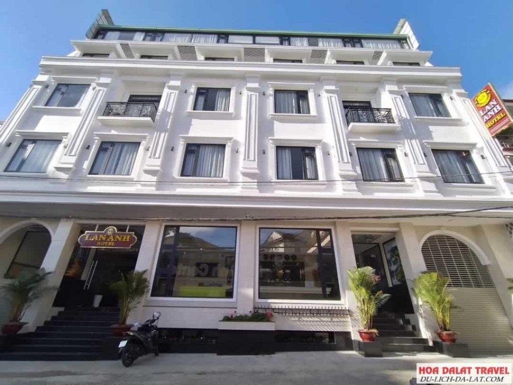 Khách sạn Đà Lạt giá rẻ có gì